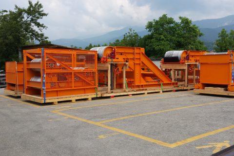 Конвейеры горного оборудования транспортер ктн 2