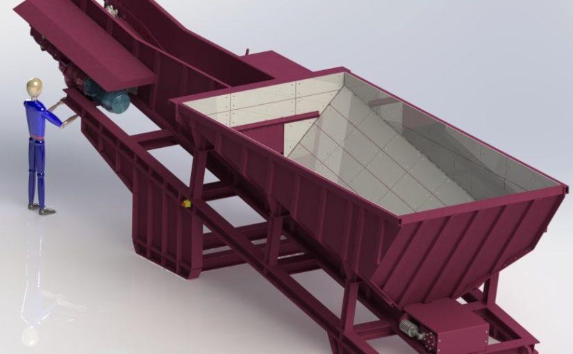 Extracteur Mobile 3D SONICHAR - LA STEPHANOISE